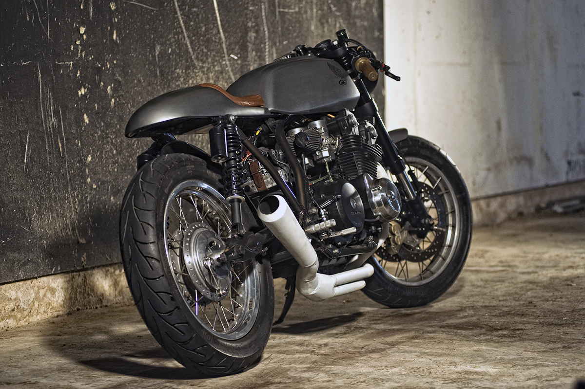 bol d or cb900 cafe racer return of the cafe racers. Black Bedroom Furniture Sets. Home Design Ideas
