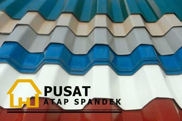 Harga Spandek Warna Bogor, Harga Atap Spandek Warna Bogor, Harga Atap Spandek Warna Bogor Per Meter 2019
