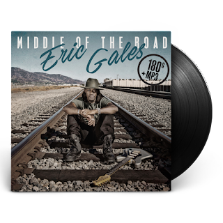 "Lyric video for Eric Gales ""Boogie Man"" from the studio album ""Middle Of The Road"""