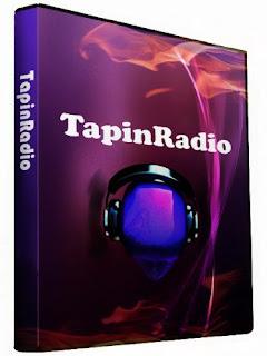 TapinRadio Pro 2.04.2 + Portable (Español)(Escuchar Radio Online en tu PC)