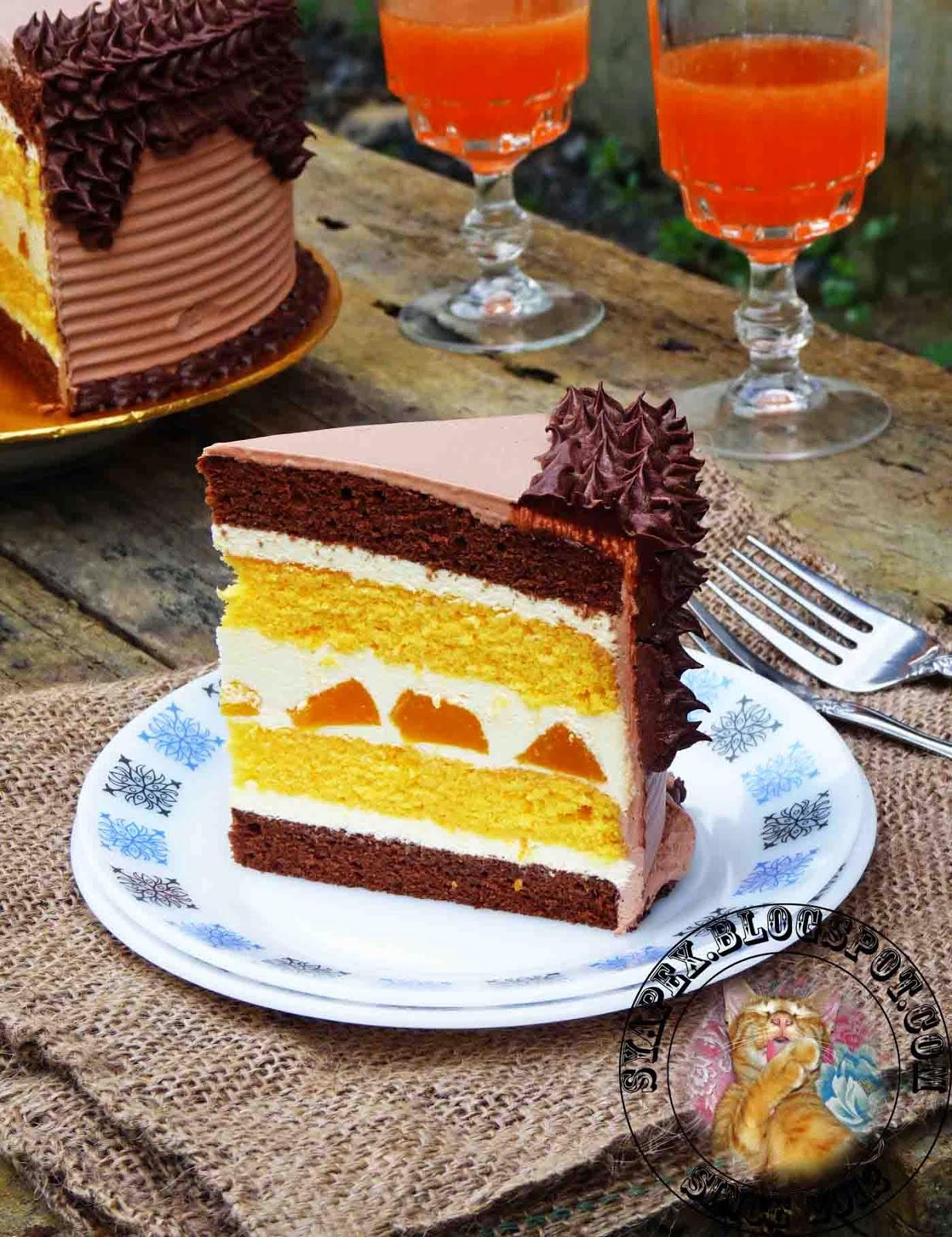 syapex kitchen: Kek Birthday