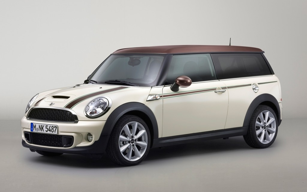 best car models all about cars 2013 mini cooper clubman. Black Bedroom Furniture Sets. Home Design Ideas