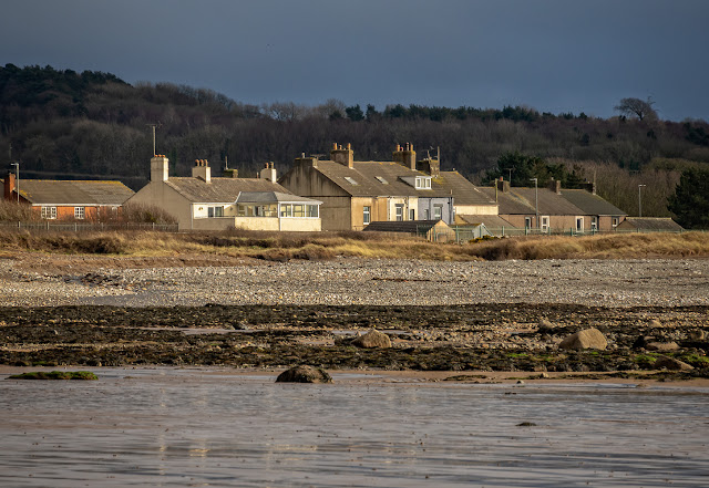 Photo of cottages on the shore at Flimby