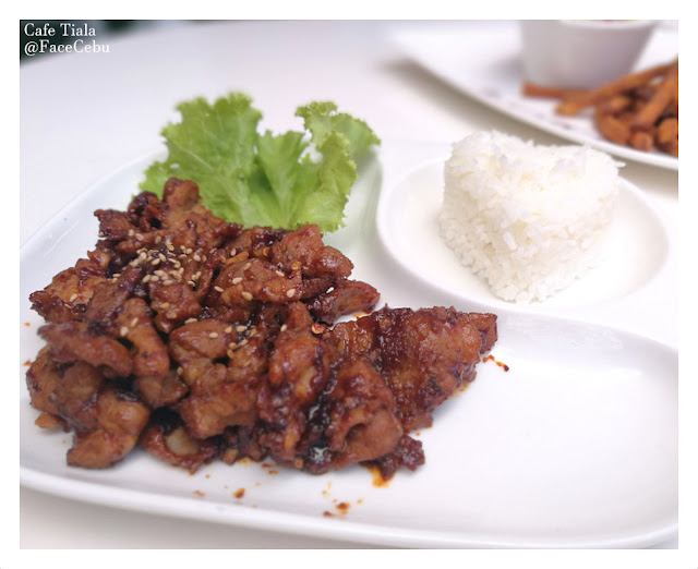Bulgogi from Cafe Tiala