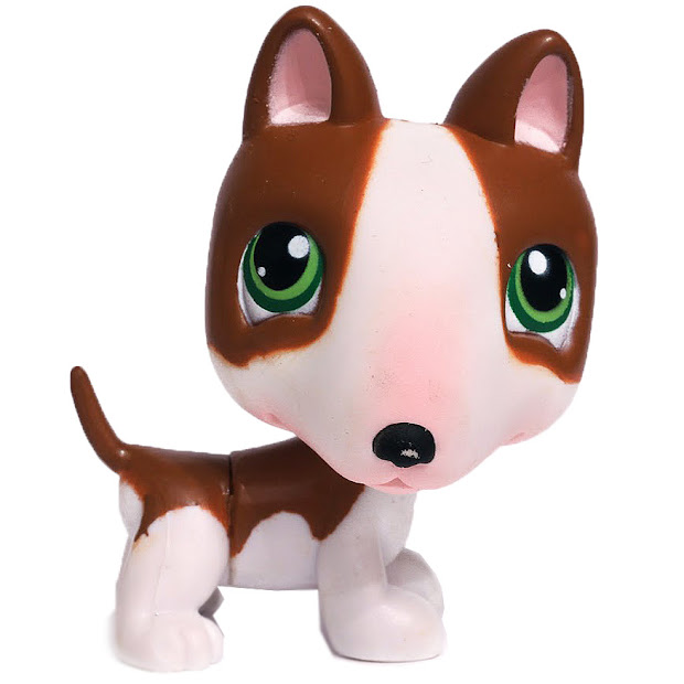 Baby Littlest Pet Shop Bull Year Of Clean Water