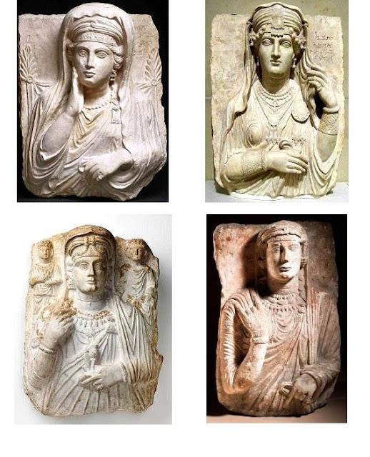 Οι πριγκίπισσες της Παλμύρας