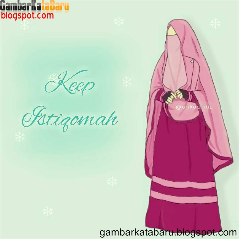 Gambar Dp Bbm Wanita Hijab Update Status