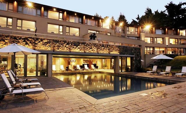 Hotel de luxo El Casco Art Hotel em Bariloche