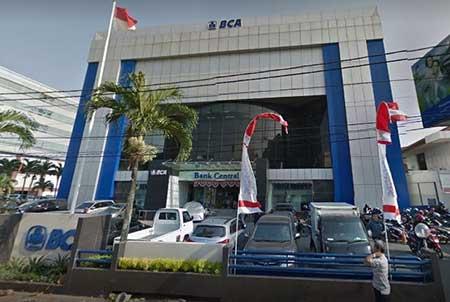 Alamat & Nomor Telepon Kantor Bank BCA Tangerang