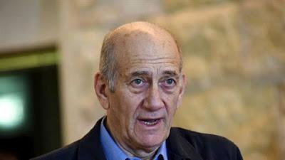 رئيس الوزراء الإسرائيلي السابق