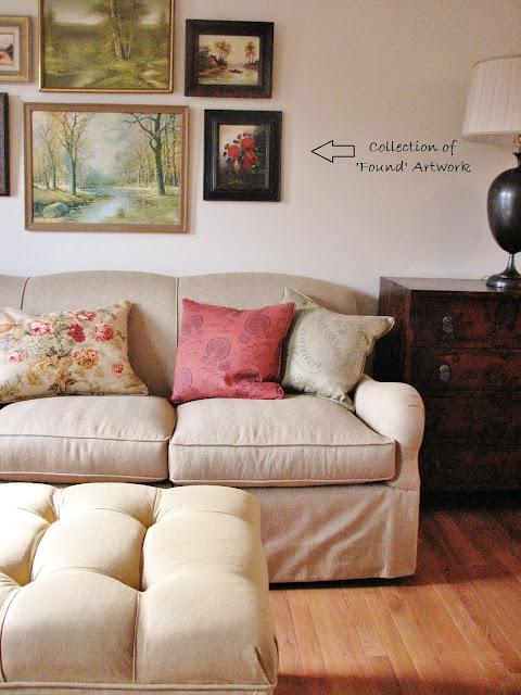 Client S Living Room Before Amp After Lauren Liess