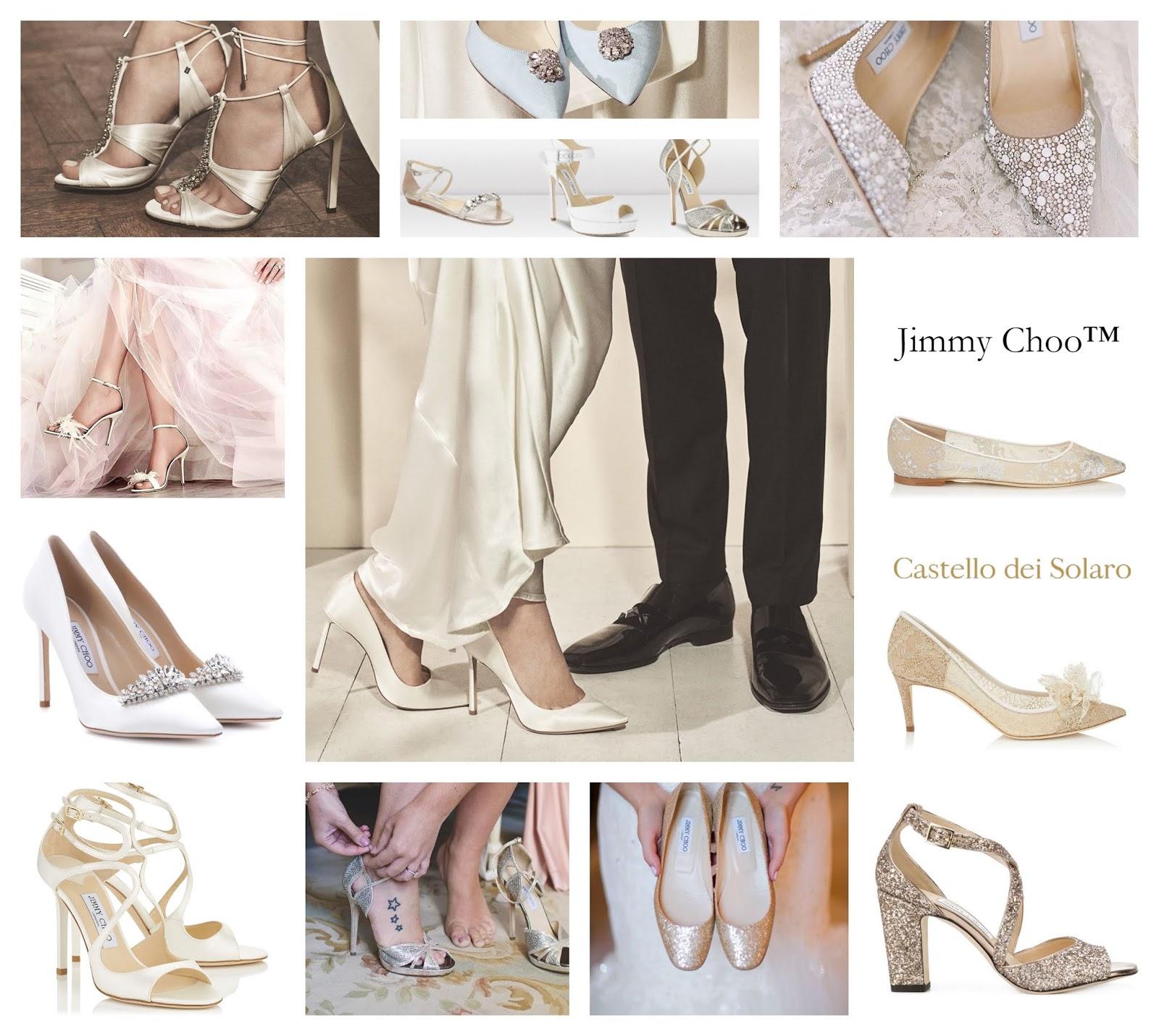 Collezione bridal - Diritti riservati Jimmy Choo™