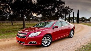 Dream Fantasy Cars-Chevrolet Malibu 2013