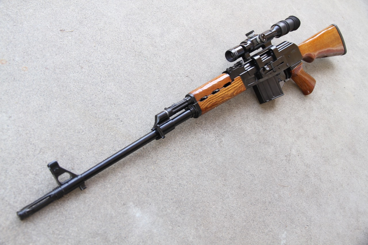 SOLD** Yugo M76 SNIPER by AWO in South OC, will ship - Calguns net