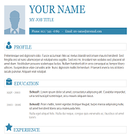 resume templates free for all resume templates in