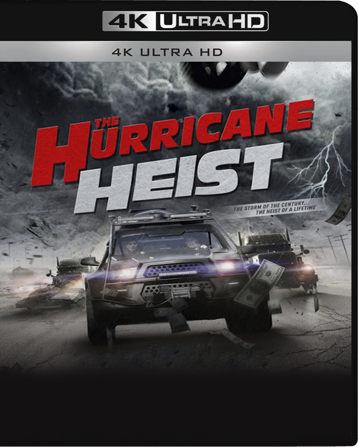 The Hurricane Heist [2018] [UHD] [2160p] [Subtitulado]