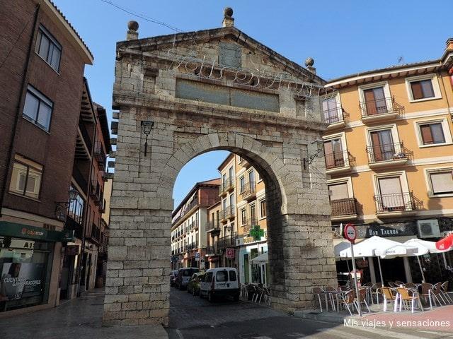 Puerta de la Corredera, Toro