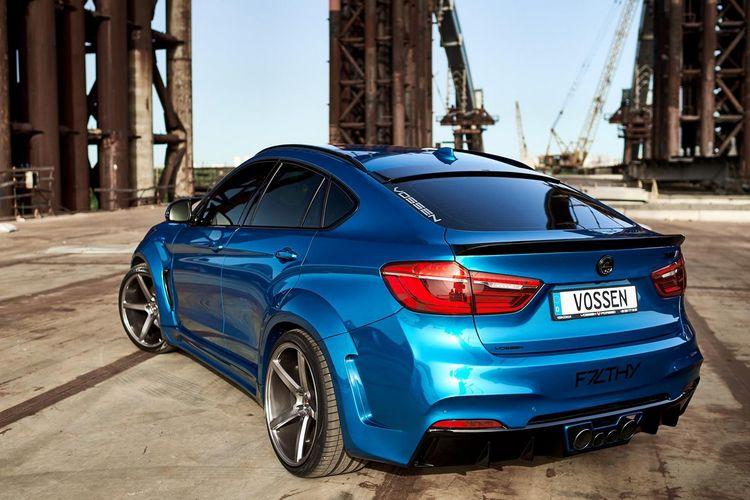 01 BMW X6M - VOSSEN