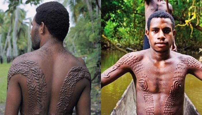 Image result for Adu sabetan kayu Fulani, Benin