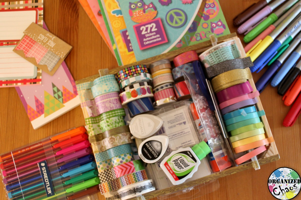 picture relating to Planner Supplies referred to as Mommy Monday: my most loved planner elements Ready Chaos