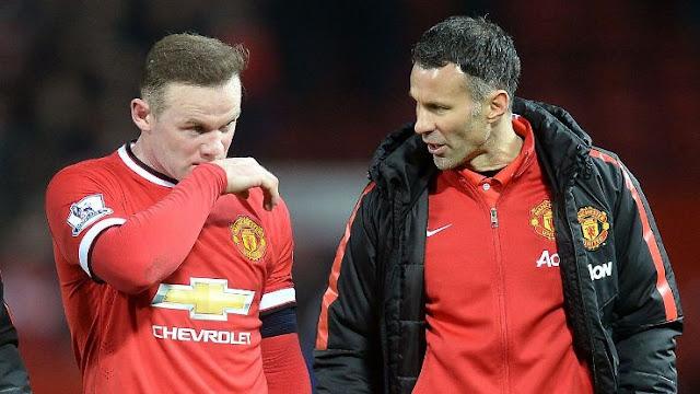 Gigs : Rooney Harus Terima Menjadi Cadangan Bila Ingin Tetap Di Manchester United