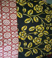 Kain Batik Prima 0926 Kuning