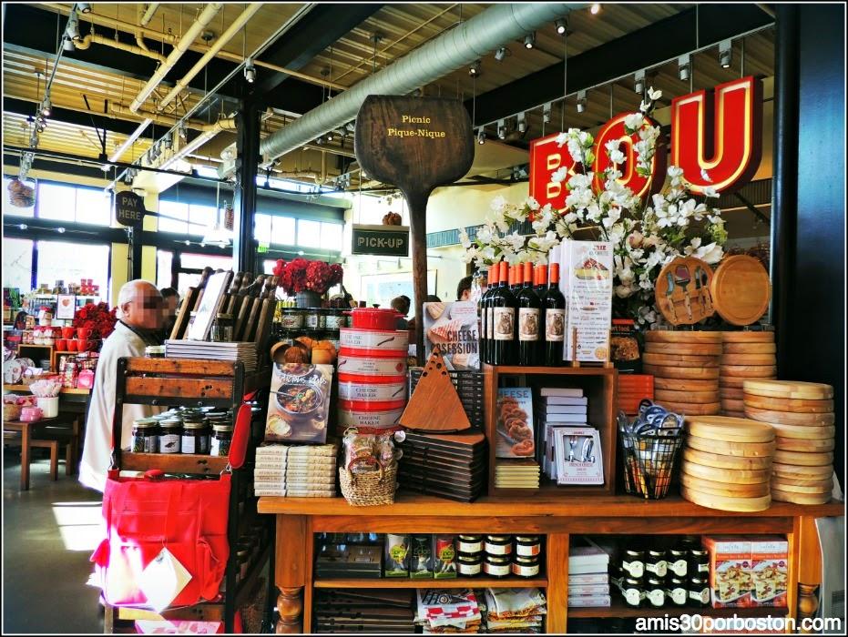 Ruta Gastronómica por San Francisco: Boudin Bakery