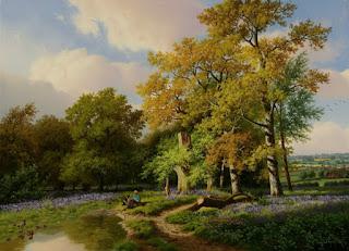 bosques-naturales-en-paisajes-al-oleo