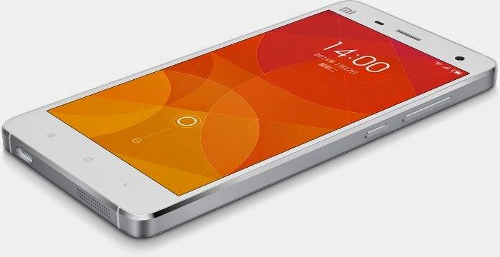 Harga dan Spesifikasi Xiaomi Mi4 Terbaru