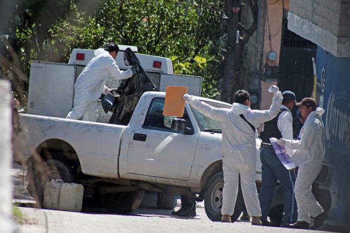 Persecución en Morelos termina con hallazgo de 3 calcinados
