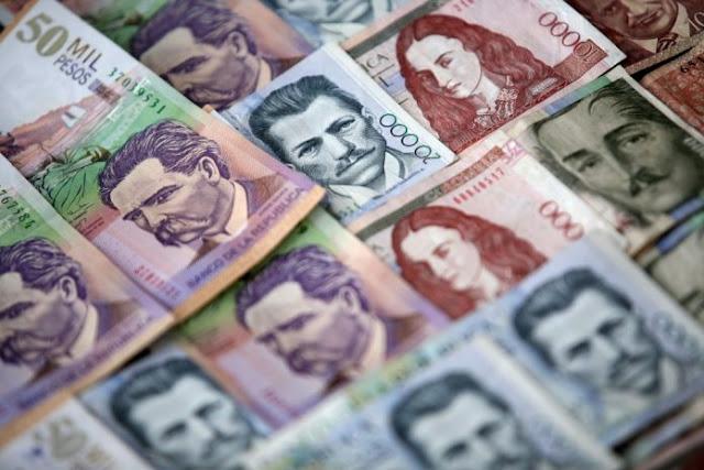 En Táchira ya es común recibir pesos colombianos como forma de pago