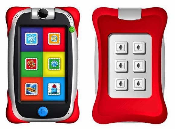 Tablet Fuhu's Nabi Jr, Tablet ICS Dual Core Untuk Anak-anak Cuma 800 Ribuan