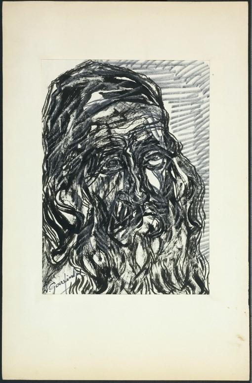 Famous Véronique Chemla: David Garfinkiel (1902‐1970), peintre WQ28