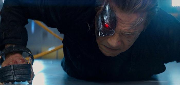 Arnold Schwarzenegger în Terminator: Genisys