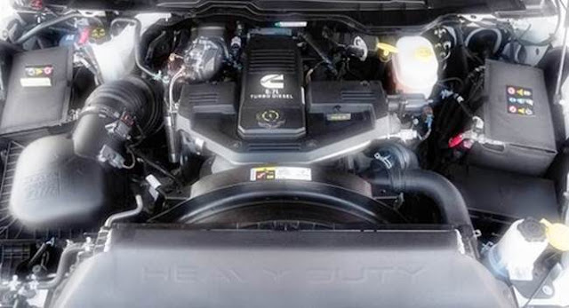 2018 Dodge Ram 2500 Redesign