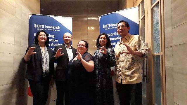 Dorong Smart City dan Tingkatkan Pendidikan, Indonesia Gandeng Australia