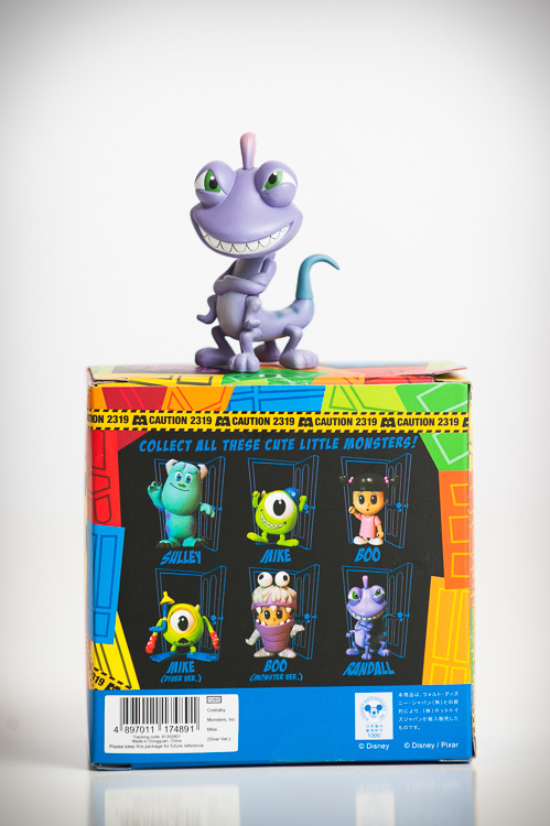 Monsters, Inc  Cosbaby Toy Review   Pixar Post