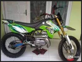 Cara Modif RX king Jadi trail