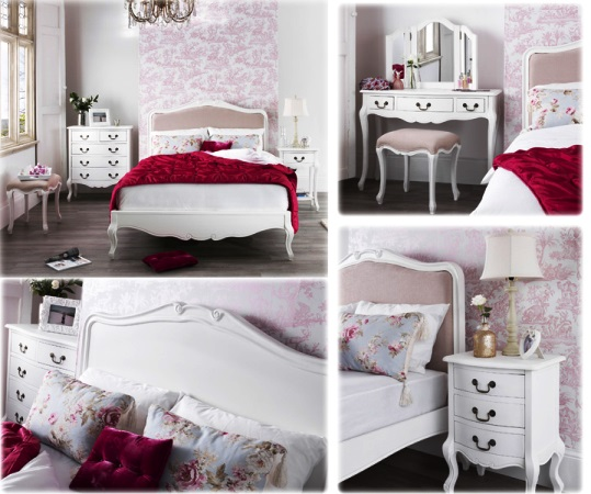 vintage shabby chic bedroom furniture