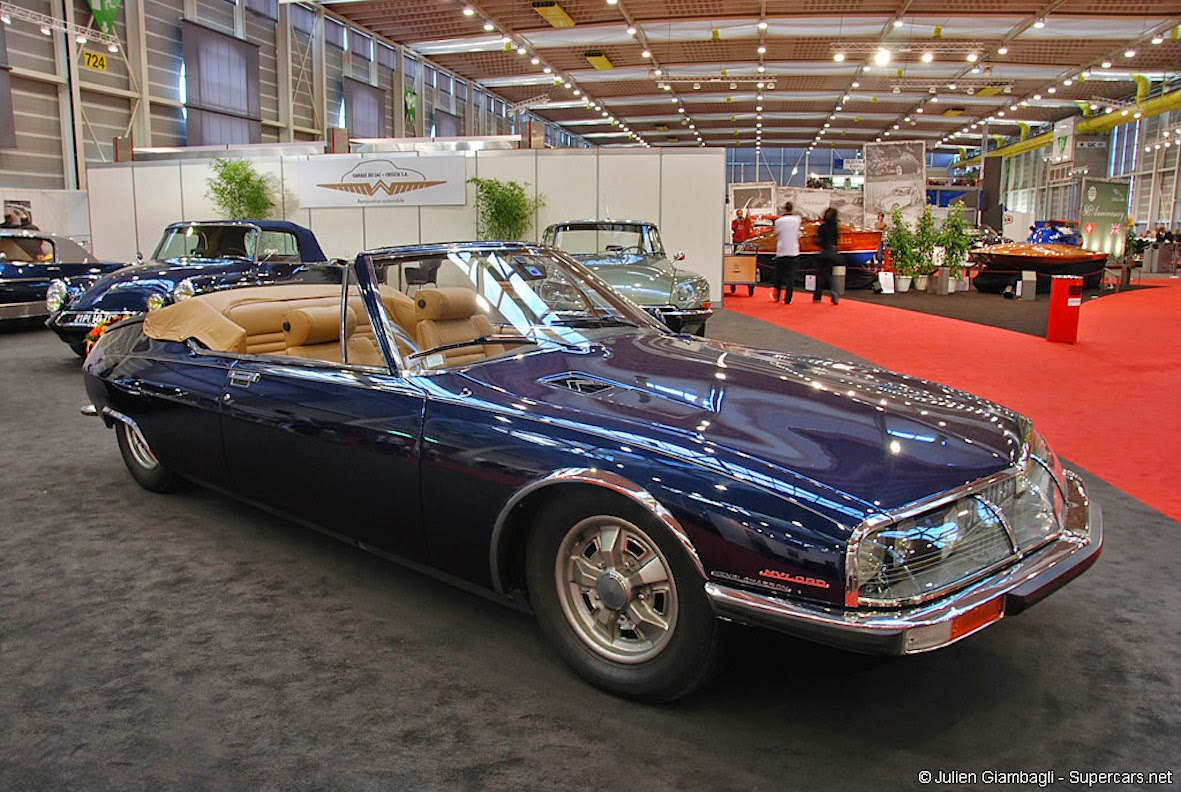 fab wheels digest f w d 1971 citro n sm mylord convertible by henri chapron. Black Bedroom Furniture Sets. Home Design Ideas