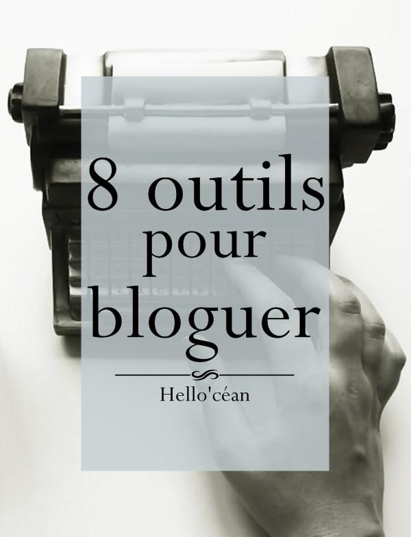 8 outils pour bloguer