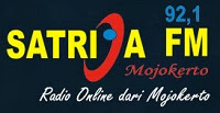 Streaming Satriya FM 92.1 Mojokerto