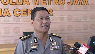 Kepolisian Tangkap Dua Pelaku Perampokan di SPBU Daan Mogot