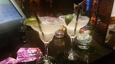 Hard Rock Cafe Manchester Margarita time
