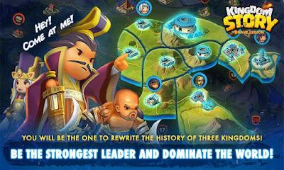 Kingdom Story Brave Legion MOD v1.95 Full Apk Android Terbaru