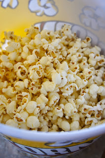 Air Popped Kettle Corn: Savory Sweet and Satsifying