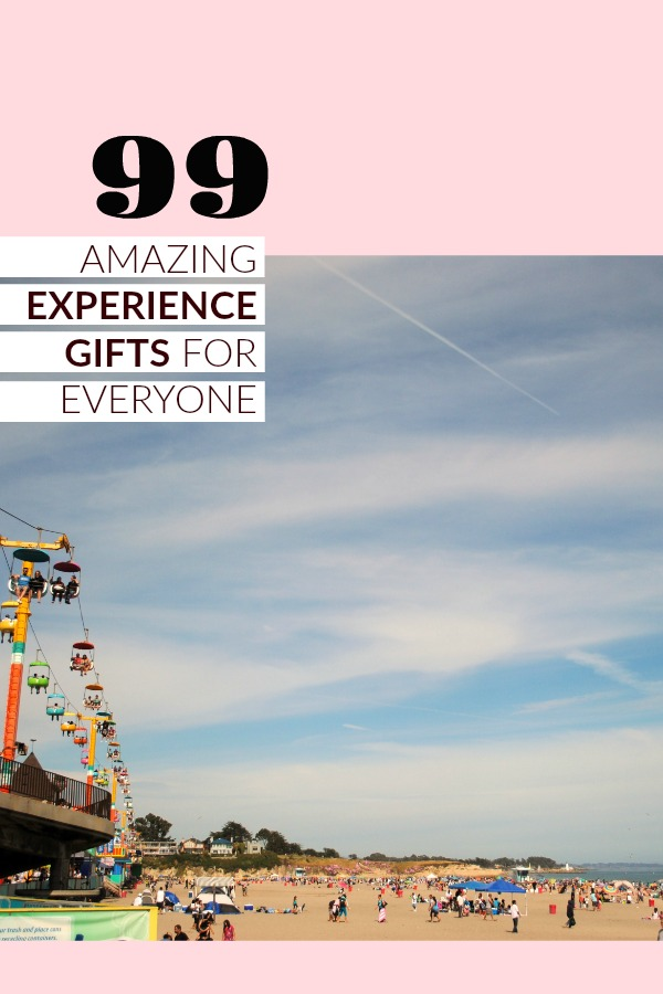 99 Ridiculously Great Experience Gift Ideas Sunshine Guerrilla