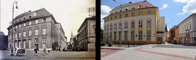Komerční Banka then and now