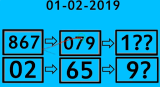 Thai Lottery Papers Final VIP Solutions For 01-02-2019 | Clear Quantity