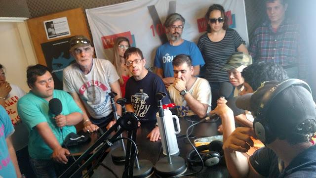 ¡El taller de decisiones en la radio!